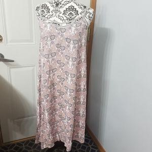 Hem & Thread boho style dress size medium
